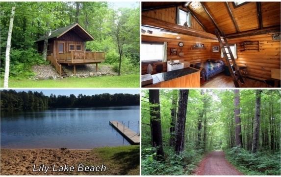 Wisconsin Log Cabin For Sale With Hunting Land   Pembine Dunbar Beecher  Marinette County